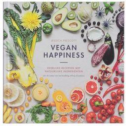 Boek Vegan Happiness