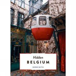 Luster Boek The Hidden Secrets Of Belgium Geen kleur