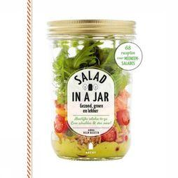 Becht Boek Salad In A Jar Assortiment