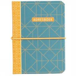 Deltas Adresboek Klein Patterns Assortiment