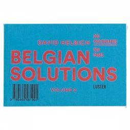 Luster Boek Belgian Solutions Volume 2 Assortiment