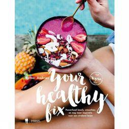 Borgerhoff & Lamberigts Boek Your Healthy Fix Assortiment