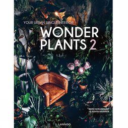 Boek Wonderplants 2 (ENG)