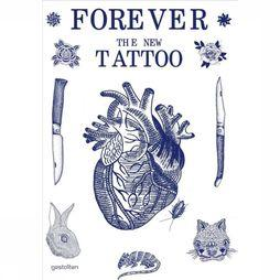 Lar GP Culturel Franstalig Boek Forever The New Tattoos Geen kleur