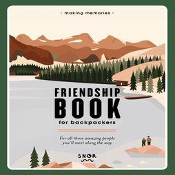 Van Halewyck Livre Anglais Friendship book for Backpackers Pas de couleur