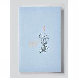 Papette Cartes de Voeux Mytype If You Were Stung By A Jellyfish Pas de couleur