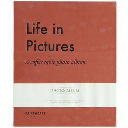 Printworks Fotoalbum Life In Pictures Assortiment
