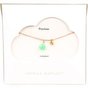 Collier Precious Nl Chrysoprase And Star