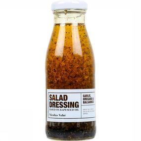 Salad Dressing Garlic Oregano & Balsamico