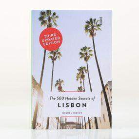 Livre en Néerlandais The 500 Hidden Secrets Of Lisbon