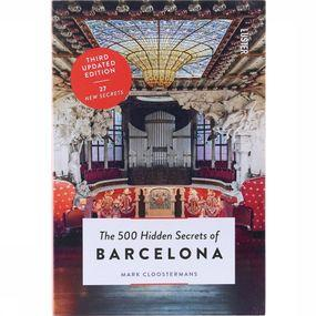 Livre en Néerlandais The 500 Hidden Secrets Of Barcelona