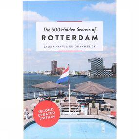 Livre en Néerlandais The 500 Hidden Secrets Of Rotterdam