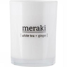 Scented Candle White Tea & Ginger