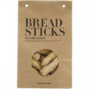 Breadsticks With Sesam 150G
