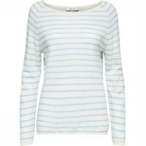 Pull Sf Nive Stripe Ls Knit