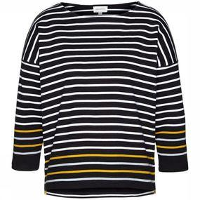 Trui Filine Contrast Stripes