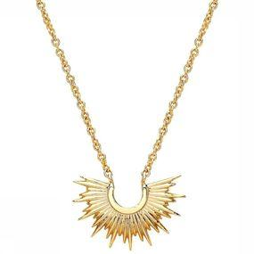 Collier Half Sunburst
