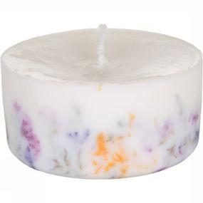 BOUGIE/BOUGEOIR MUN WILD FLOWERS MINI CANDLE