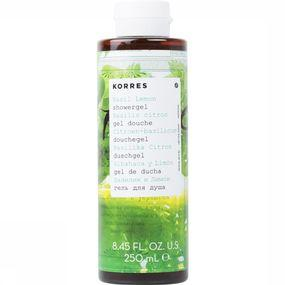 Gel Douche Basil Lemon 250 Ml