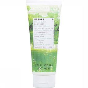 Lotion Basil Lemon 200Ml