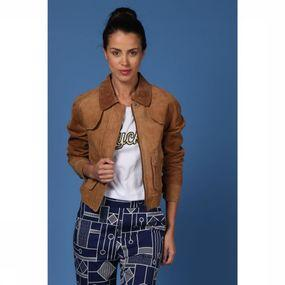 Blazer Benedicta Leather