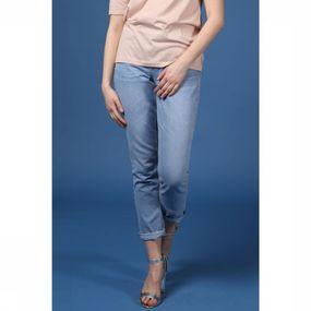 Jeans Sf Lola Hw Straight Clear Blue