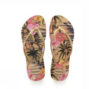 Slipper Slim Tropical