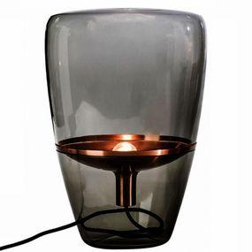 Illumination Table Lamp Coloured Glass 85X50,9