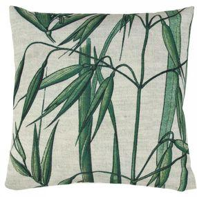 Kussen Printed Cushion Bamboo 45x45