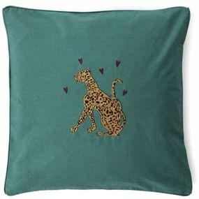 Coussin Leopard Cushion Gevuld