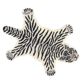 Tapis Snowy Tiger Rug Small
