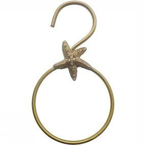 Decoratie Ruby Seastar Round Hanger