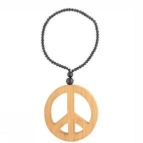 Decoration Peace Mala Mini Black