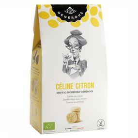 Biscuits Celine Citron 120g