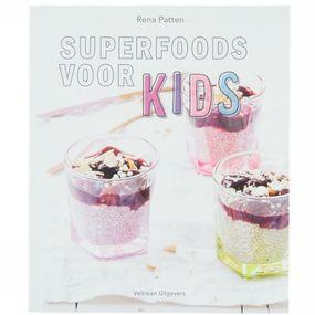 Livre En Néerlandais Superfood For Kids
