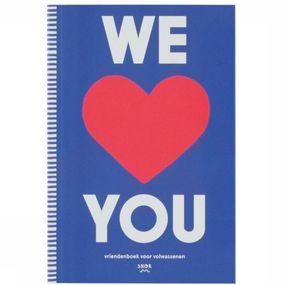 Livre en Néerlandais We Love You