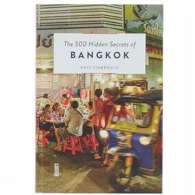 Boek The 500 Hidden Secrets Of Bangkok