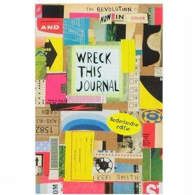Boek Wreck This Journal