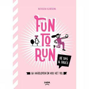 Livre en Néerlandais Fun To Run