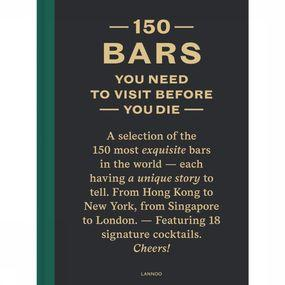 Livre 150 Bars You need To Visit before You Die