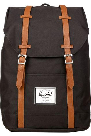 Herschel Supply Rugzak Retreat Zwart/Bruin