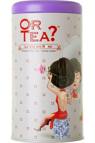 Or Tea? Thee Tin Can La Vie En Rose Geen kleur