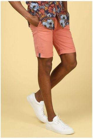Ben Sherman Short Be-0048851 Middenroze