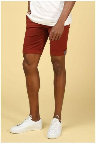 Ben Sherman Short Be-0048851 Donkerrood