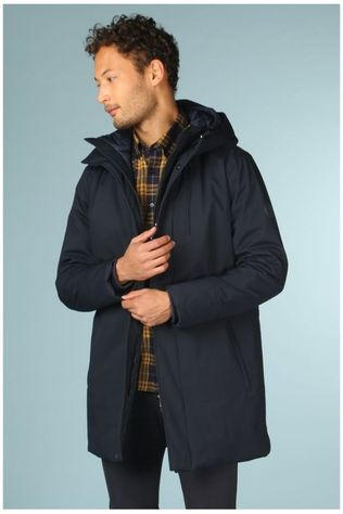 Knowledge Cotton Apparel Manteau 92-373 Bleu Foncé