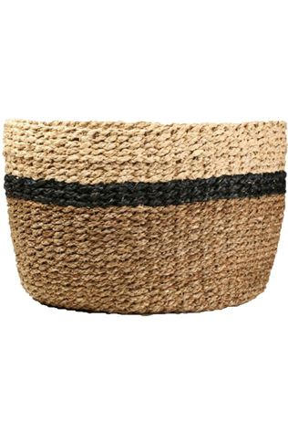 VT Wonen Petit Rangement Basket Seagrass Multicolor 42x50x32cm Assorti / Mixte