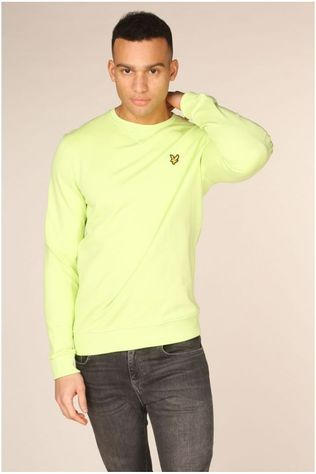 Lyle & Scott Trui 2001-Ml424 Lime