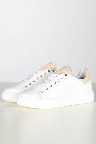 Tango Shoes Sneaker Ingeborg 1Cx Wit/Taupe