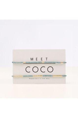 Meet Coco Armband Pack 13 Winter 19/24 Goud