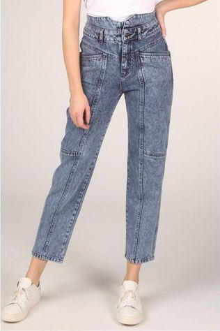 Co'Couture Jeans Zora Middenblauw